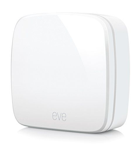 Elgato Eve Motion Indoor Wireless Motion Sensor Bluetooth for Apple HomeKit