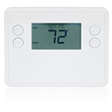 GoControl Programmable Thermostat