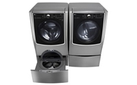 LG Washer with TWINWash
