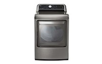 LG Ultra Large Capacity Gas Dryer with Sensor Dry Technology