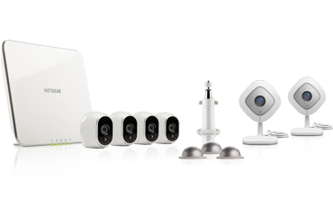 Arlo pro by Netgear Security system
