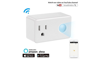 Broadlink Wi-Fi Mini Outlet