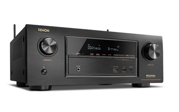 Denon Full 4K Ulta HD AV Reciever