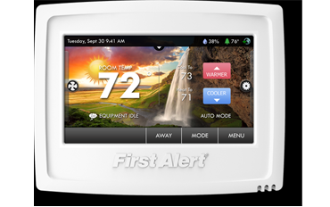 First Alert Onelink Wi-Fi Smart Thermostat