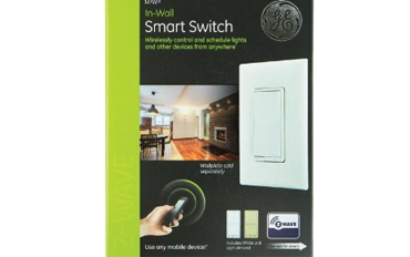 GE Zigbee and GE Bluetooth switches