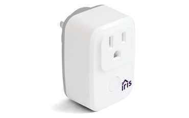 Swan Lowes Iris Wi-Fi Smart plug