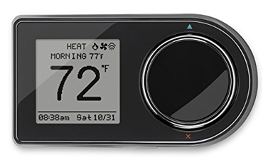Lux products GEO-BL Wi-Fi thermostat