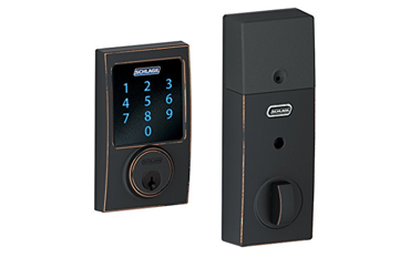 Schlage Z-Wave Connect Deadbolt Locks