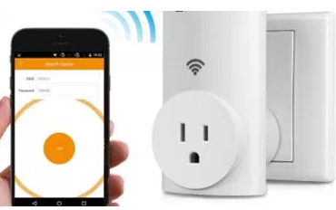 Securifi Peanut smart plug
