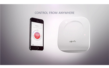 Somfy Connected Thermostat