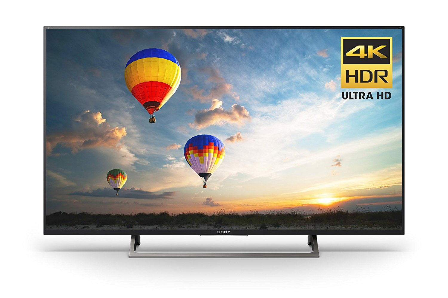 Sony 4K Ultra smart LED TVs